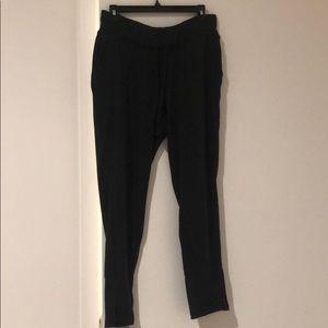 Athleta Dark Grey Sweatpants